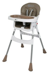 Hochstuhl Kombihochstuhl Hochstuhl Babyhochstuhl Baby Stuhl Kinder 2021 Grau