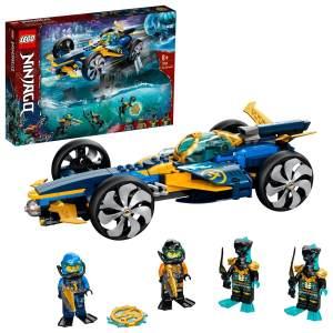 LEGO NINJAGO 71752 'Ninja-Unterwasserspeeder', 356 Teile, ab 8 Jahren