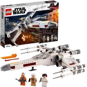 LEGO Star Wars 75301 'Luke Skywalkers X-Wing Fighter™', 474 Teile, ab 9 Jahren