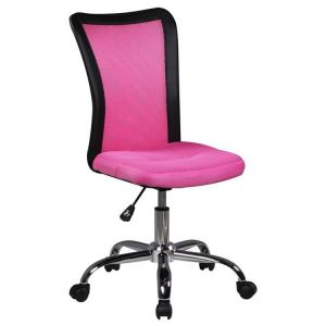Amstyle 'Lukas' Jugenddrehstuhl pink