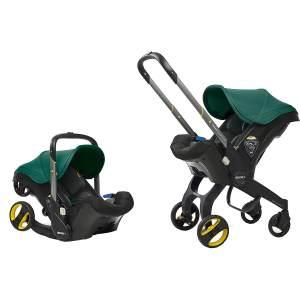 Doona 'Doona+' Babyschale 2019 Recing Green, 0-13 kg (Gruppe 0+)
