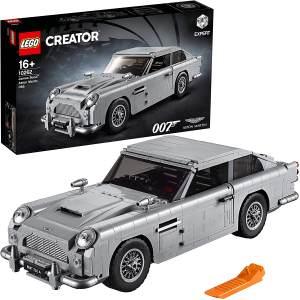 LEGO Creator 10262 James Bond™ Aston Martin DB5, seltene Sets