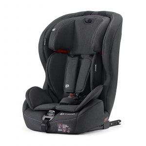 Kinderkraft 'Safety-Fix' Autokindersitz Black, 9 bis 36 kg (Gruppe 1/2/3), Isofix, mit Aufprallschutz