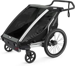 Thule 'Chariot Lite 2' Fahrradanhänger 2021 Agave, 2-Sitzer