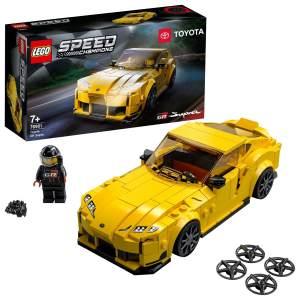 LEGO Speed Champions 76901 'Toyota GR Supra', 299 Teile, ab 7 Jahren