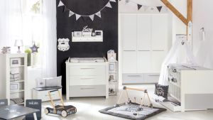 Roba 'Linus' 3-tlg. Babyzimmer-Set