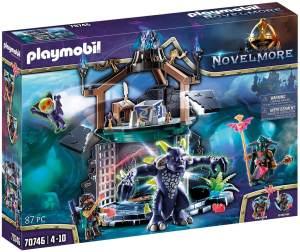 PLAYMOBIL Novelmore 70746 'Violet Vale - Dämonenportal', 87 Teile, ab 4 Jahren