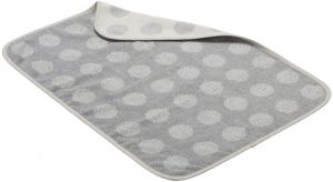 Leander 'Matty Topper' 40x60, Organic Cool Grey