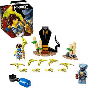 LEGO NINJAGO 71732 'Battle Set: Jay vs. Serpentine', 69 Teile, ab 6 Jahren