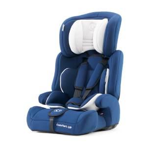 Kinderkraft 'Comfort UP' Autokindersitz Navy, 9 bis 36 kg (Gruppe 1/2/3), mit Seitenaufprallschutz, 5-Punkt-Sicherheitsgurt