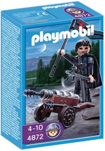 Playmobil 4872 'Raubritter mit Geschütz', ab 4 Jahren