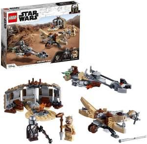 LEGO Star Wars 75299 'Ärger auf Tatooine™', 276 Teile, ab 7 Jahren