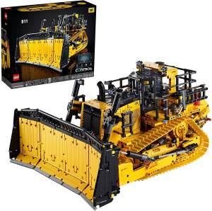 LEGO Technic 42131 'Cat D11 Bulldozer', 3854 Teile, ab 18 Jahren, steuerbar per App
