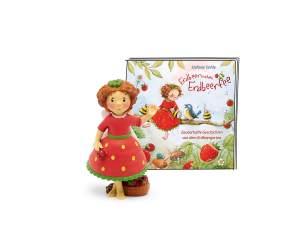 Tonies Erdbeerinchen Erdbeerfee 'Zauberhafte Geschichten aus dem Erdbeergarten' Hörfigur mit 42 Minuten Spielzeit, ab 3 Jahren