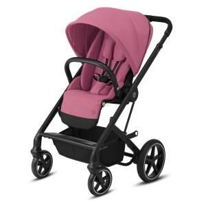CYBEX 'Gold Balios S LUX' Kinderwagen 2020 Magnolia Pink, mit Luftkammerrädern