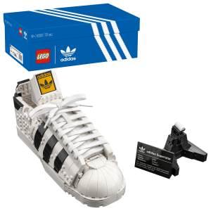 LEGO Creator Expert 10282 'adidas Originals Superstar', 731 Teile, ab 18 Jahren