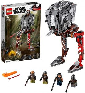 LEGO Star Wars 75254 'AT-ST-Räuber', 540 Teile, ab 8 Jahren, inkl. 4 Minifiguren