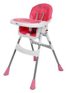 Hochstuhl Kombihochstuhl Hochstuhl Babyhochstuhl Baby Stuhl Kinder 2021 Rosa