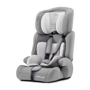 Kinderkraft 'Comfort UP' Autokindersitz Grau, 9 bis 36 kg (Gruppe 1/2/3), mit Seitenaufprallschutz, 5-Punkt-Sicherheitsgurt