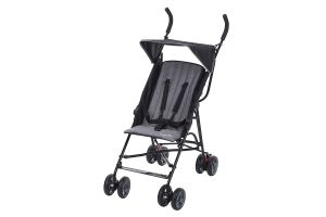 SAFETY 1ST 'Flaps' Buggy inkl. Verdeck Black Chic