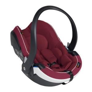 BeSafe Babyschale iZi Go Modular X1 -Size Burgundy Melange
