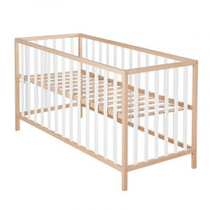Roba 'Cosi' Kinderbett natur / weiß