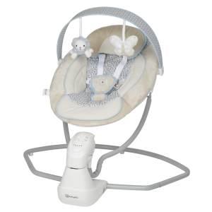 BabyGo Elektrische Babyschaukel Cuddly Beige
