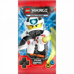 LEGO - Ninjago 5 - Trading Cards - 1 Booster