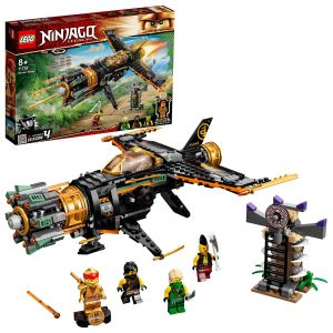 LEGO NINJAGO 71736 'Coles Felsenbrecher', 449 Teile, ab 8 Jahren