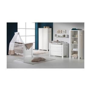 Schardt 'Milano' 3-tlg. Babyzimmer-Set Schrank 2-türig