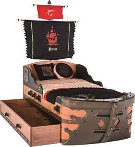 Cilek 'Pirate' Kinderbett 90x190 mit Schublade