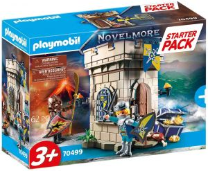 Playmobil Novelmore 70499 'Starter Pack Novelmore', 62 Teile, ab 3 Jahren