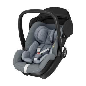 Maxi-Cosi 'Marble' Babyschale 2020 Essential Grey, inkl. Basisstation