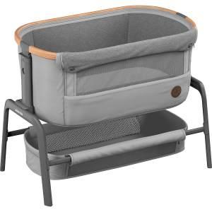Maxi-Cosi Babybett/Beistellbett Iora, Essential Grey