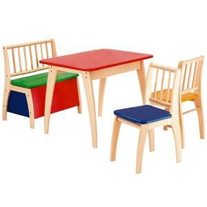 GEUTHER 'Bambino' Sitzgruppe 4-tlg. bunt