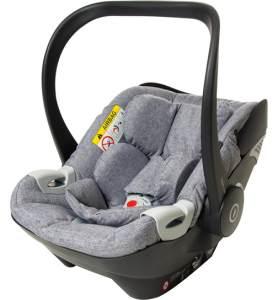 Osann Babyschale Coco i-size Grey Melange