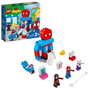 LEGO DUPLO Spider-Man 10940 'Spider-Mans Hauptquartier', 36 Teile, ab 2 Jahren