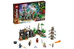 LEGO® Ninjago 71747 'Das Dorf der Wächter', 632 Teile, ab 8 Jahren