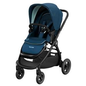 Maxi-Cosi 'Adorra2' Sportkinderwagen Essential Blue inkl. Adapter und Regenschutz