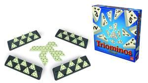 Goliath Toys 'Triominos Classic' Legespiel, ab 6 Jahren, 2 - 4 Spieler, 20 min Spielzeit