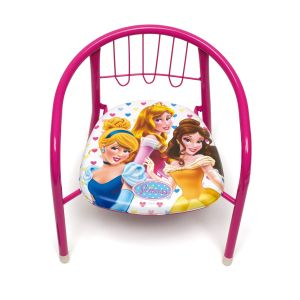 Arditex 'Disney Princess' Metallstuhl pink