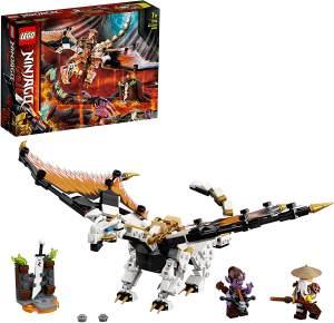 LEGO NINJAGO 71718 'Wus gefährlicher Drache', 321 Teile, ab 7 Jahren