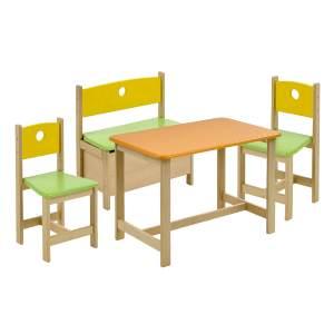 GEUTHER 'Pepino' Kindersitzgruppe