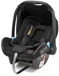 BabyGO 'Travel XP' Babyschale in Schwarz, 0-13 kg (Gruppe 0+)