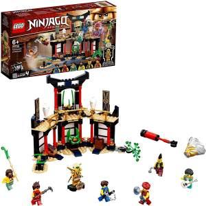 LEGO NINJAGO 71735 'Turnier der Elemente', 283 Teile, ab 6 Jahren