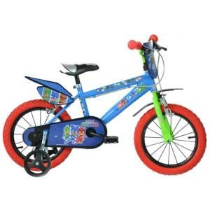Dino Bikes Kinderfahrrad Pj Masks 16 Zoll, inkl. Stützräder