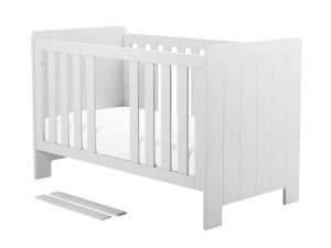 Pinio 'Calmo' Kombi-Kinderbett weiß, inkl. Umbauseiten