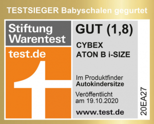 Stiftung Warentest: Gut (1,8)