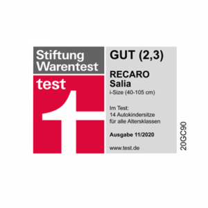 Recaro 'Salia i-Size' Reboarder 2020 Select Garnet Red