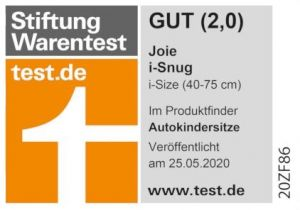 Stiftung Warentest: Gut (2,0)